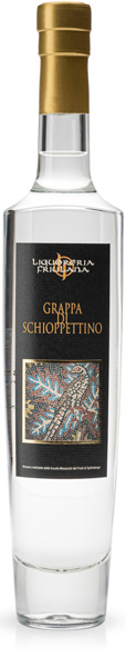 grappa di schioppettino